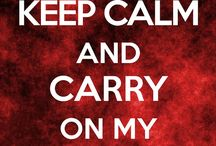 carry on my ---