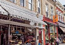 Baraboo: Downtown / Dine, Shop, Play, Stay!