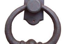 alcuni  nostri prodotti / articoli in ferro battuto