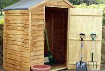 Sheds / A board to show the large variety of Sheds we have available at www.directgardenbuildings.co.uk