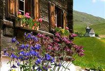 Mooie vakantieplekjes  / Mooie plekken om van je vakanties te genieten Of je nu wilt relaxen, wat van de omgeving wilt zien of actief bezig wilt zijn