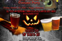 Brews & Boos Beer Fest and Costume Party / Halloween and Craft Beer! What could be better? / by Nugget Casino Resort