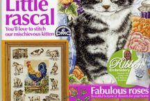 Cross Stitch and Craft - Magazines