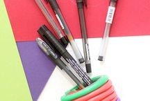 my Pen Holders