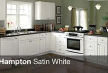 My Dream Kitchen / kitchen designs and colors I like
