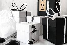 Giftwrapping - Paketinslagning
