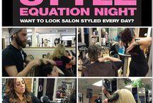 Events at Aurelio Salon