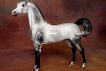 Modele koni arabskich