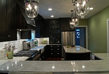 kitchen decor ideas / by Tiffanie Webber