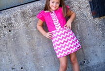 Little Girls / by Southern Fabric