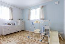キッズスペース・子供部屋 / キッズスペース・子供部屋の建築・インテリア実例 by ジャストの家