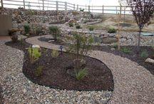 Landscape Ideas / Front and backyard/patio ideas