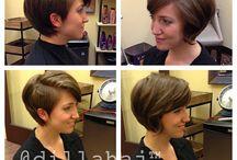 Hair Ideas / by Rachel Paul