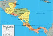 América Central (Central America)