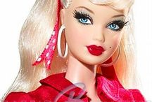 Barbie / I have loved Barbie since I was 10 years old ~ in 1965.  ...  I got my first Barbie about 13 years ago.  I now have over 1,000.   Many bubble cuts which is what I first loved, even a few pony-tails.  Many newer ones, but still vintage.  I have 22 top-model Barbie's.  I love them all!  ~ This board includes Skipper, Ken & Midge.  As well as Tammy, Sindy & others. ~  It also Includes Tonner dolls, Gene, Poppy Parker & related Barbie friends.   / by Heather M