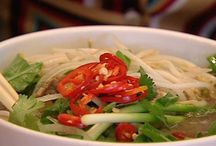 Vietnamese special dishes