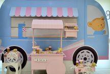 The Cool Ice Cream Baby Theme