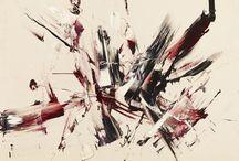 paintings: reigl