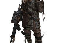 Scif-fi/military