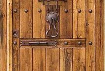 Puertas, portales, portones, porticos, ventanas...