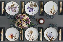 Table setting*