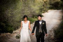 Nuestros novios / Los novios que se decidieron por www.trajessenor.com para el día de su boda