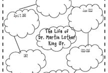 Martin Luther King Jr. Activities / by Kristen Larey