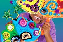 máscaras carnaval