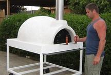 pizza ovens etc