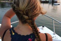 hair / by Nicole Melchert