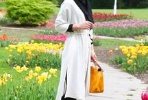 Tesettür hijab style gelinlikler