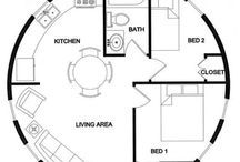 Floorplans / Grundrisse / Architektur