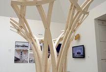 木のデザイン