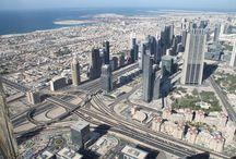 Willkommen in Dubai / Dubai, die Stadt der Superlative