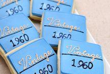 Cookie Inspiration ~ 50th Birthday