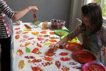 Autumn crafts