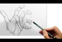 aprendiendo a dibujar...