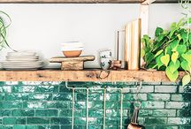Kitchen Inspiration / We have put together a little kitchen inspiration, from beautiful kitchen design ideas to tips and tricks on remodelling your kitchen.