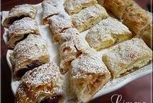 Hungarian cakes &food