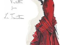 Fashion illustraties