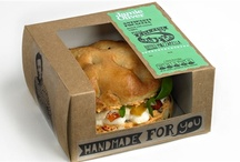 Sandwich / Trabajo
