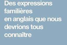 expressions utiles en anglais