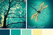 colour palettes