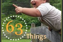 Toddlers / Fun activities for toddlers - inspired by Charlie