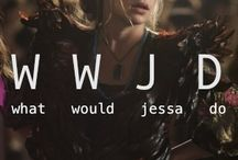 what would Jessa do?