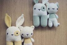 Amigurumi for Babies