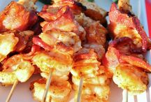 Seafood (Fish and shell fish) / Wonderful fish and seafood dishes