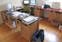 Organizing inspiration / by Leslie Saunders