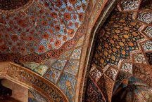 Islamic architectures/arts/