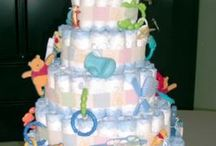 Diaper Cakes / by Sonia Kumar